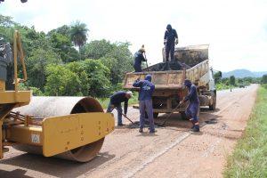 Governo monitora rodovias e executa reparos imediatos nos problemas causados por chuvas