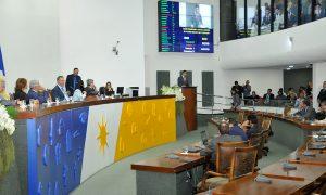 Governador destaca desenvolvimento do Tocantins, integração do Jalapão e corte de gastos do Estado em mensagem enviada à AL