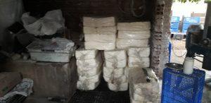 Polícia Militar fecha fábrica clandestina de queijos em Luzimangues