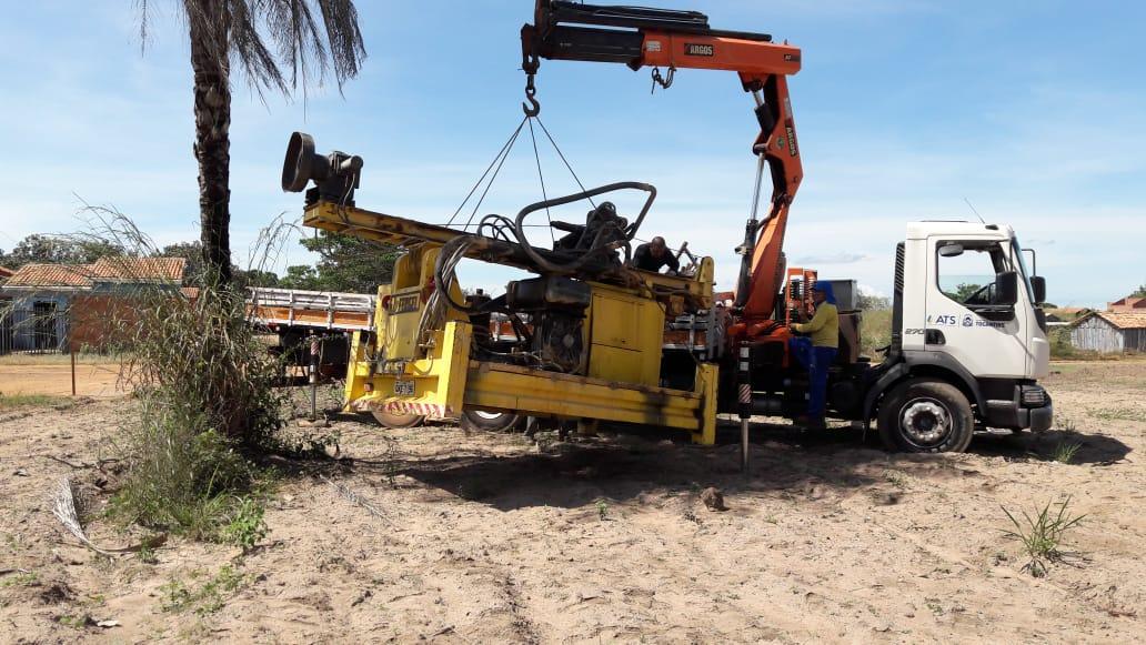 Pau D'Arco recebe investimentos no saneamento