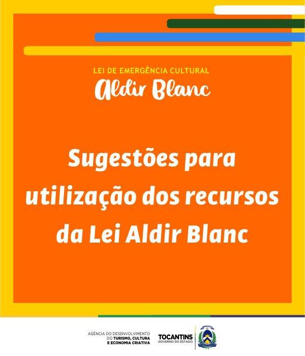 Adetuc recebe sugestões para utilização dos recursos da Lei Aldir Blanc
