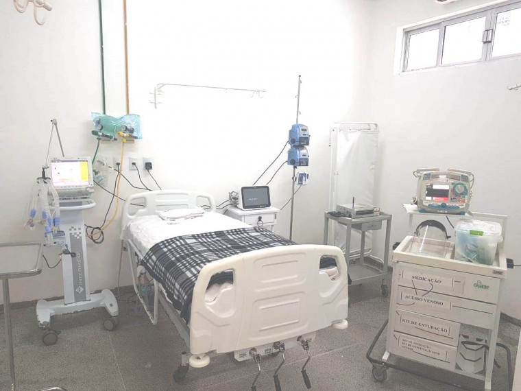 Após colapso, Governo tem 24h para colocar em operação mais 7 leitos de UTI em Araguaína