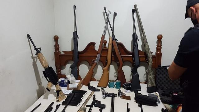 Militares do Exército são presos suspeitos de fraudar certificados de armas para caçadores