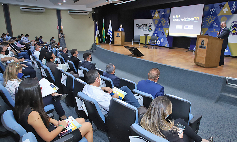Governo do Tocantins assina termo de cooperação com a Faciet para implementação do Programa Integrar para Desenvolver
