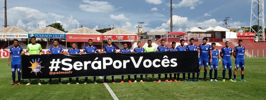 Com eliminação na Copa Verde, Palmas volta atenções para as semis do Tocantinense